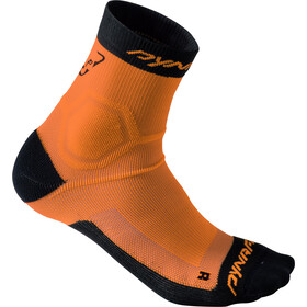 Dynafit Alpine Short Socks Damen fluo orange